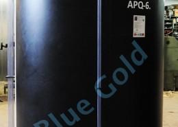 Blue Gold-Tanques de almacenamiento ácido