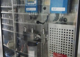 Blue Gold-Panel de control de escombreras
