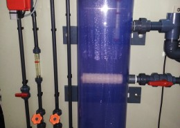 Blue Gold Regeneración de resinas
