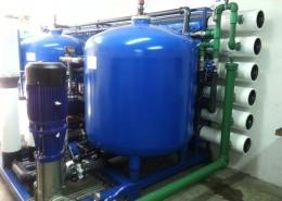 Blue Gold- Desaladora de agua