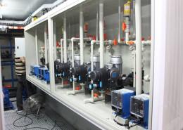 Blue Gold- Potabilizadora de agua en contenedor