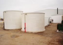 Blue Gold-Potabilizadora en Caxito, Angola