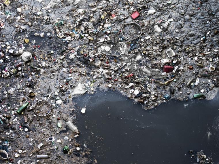Los microplásticos como objetivo de sostenibilidad en el tratamiento de agua