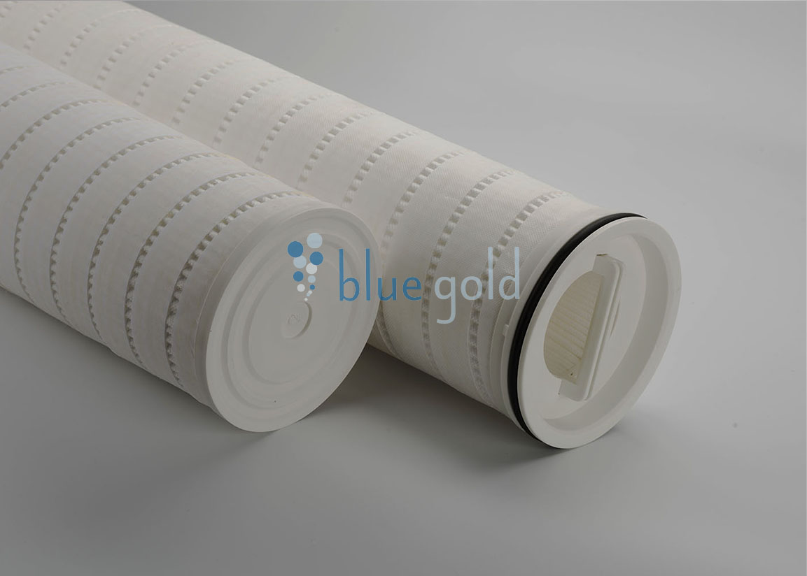 Cartucho de filtro de alto flujo