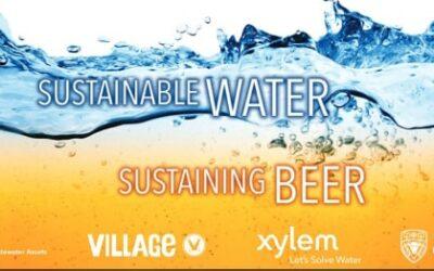Cerveza con agua residual tratada, camino hacia la sostenibilidad del agua
