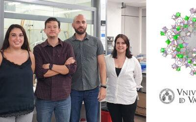 Un nuevo material que permite la degradación de los residuos en el agua formados por agentes nerviosos