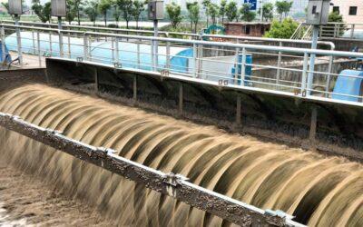 El tratamiento de lodos de depuración de aguas residuales