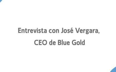 Entrevista con José Vergara, CEO de Blue Gold