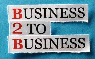 Marketing B2B: canales y reglas para una estrategia efectiva