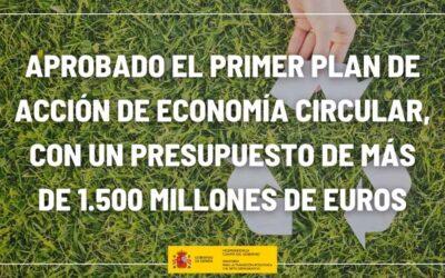 Un plan para llevar a España hacia la economía circular