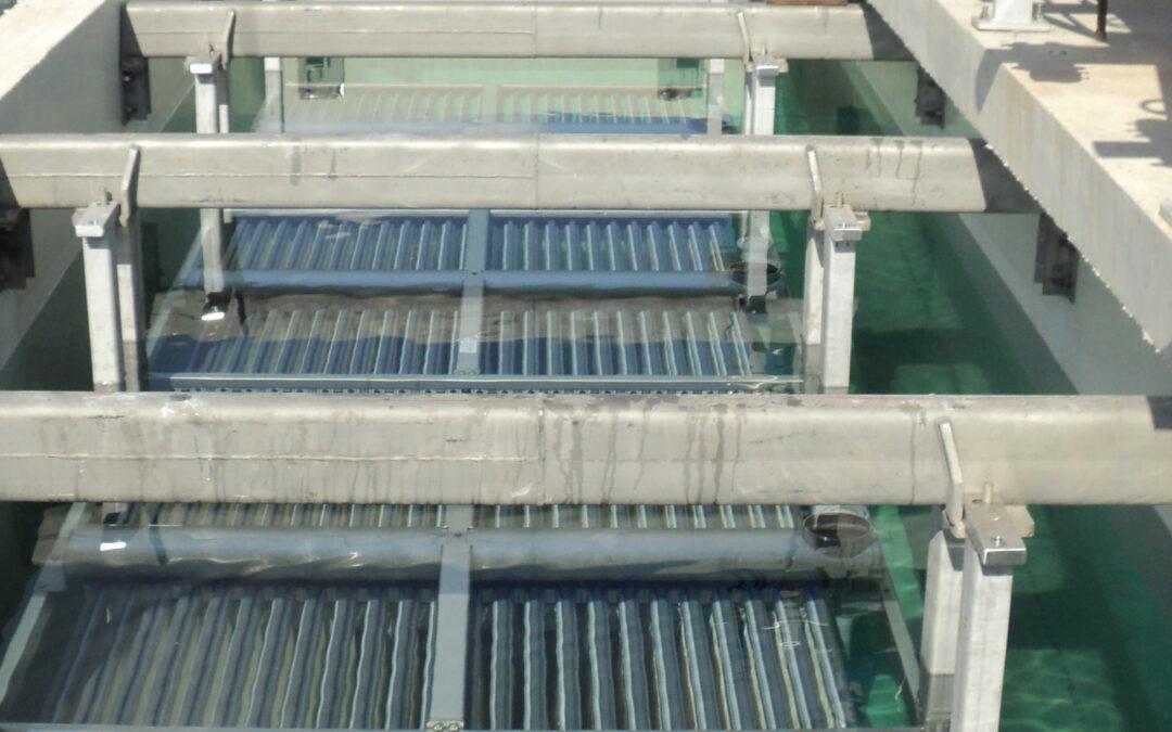 Reutilización de agua residual, esencial para la optimización de las industrias en la economía circular