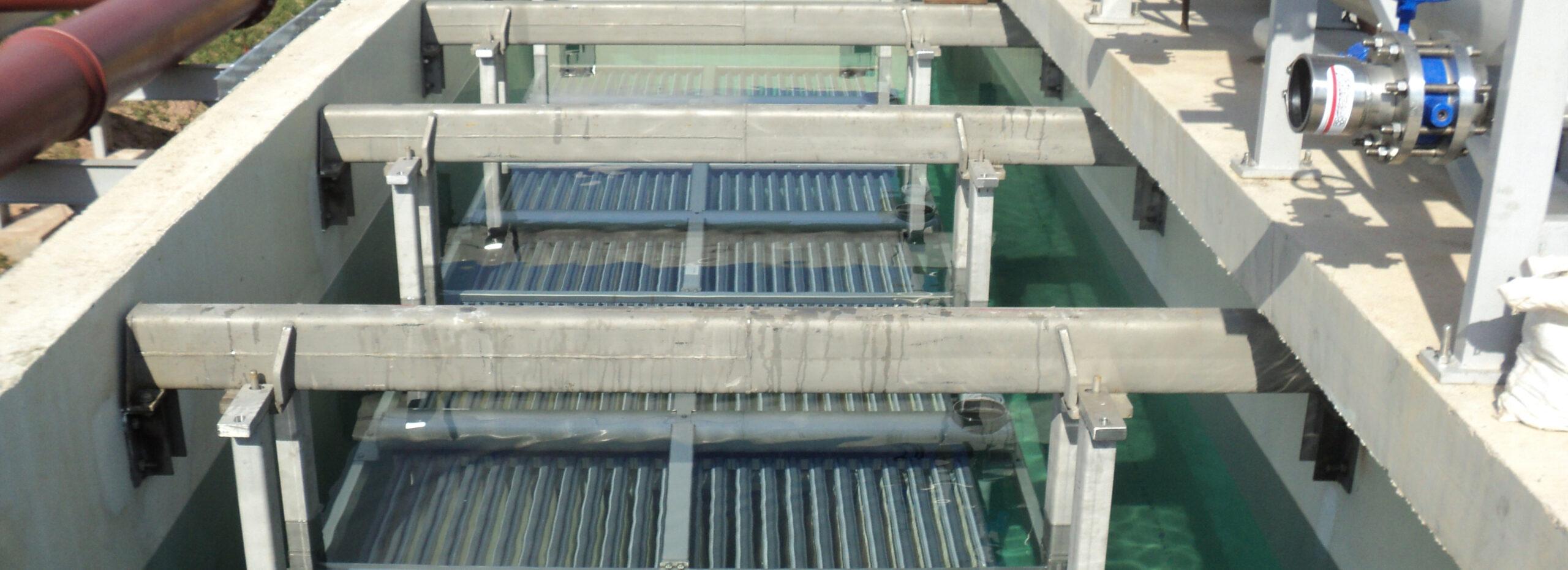 Reutilización de agua residual, esencial para la optimización de las industrias en la economía circular BlueGold
